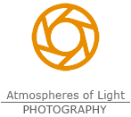 Logo Atmospheres of Light PHOTOGRAPHY